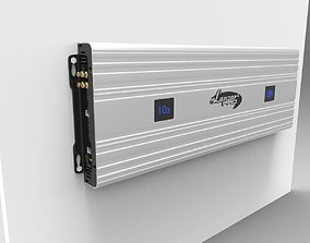 Lanzar Pro Amplifier plant 3D