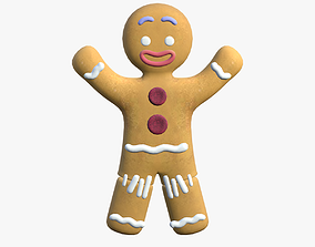 3D model Gingy