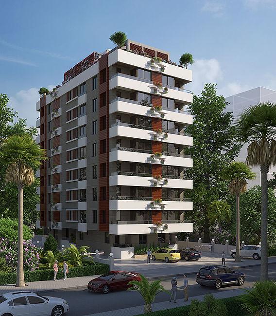 An Apartmant Project in Adana - Turkey