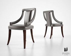 Brabbu Eanda dining chair 3D model