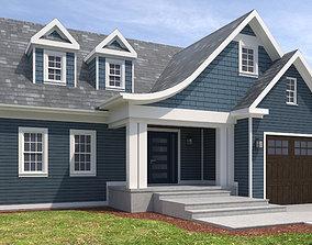 3D model House-075
