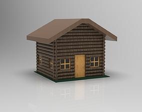 other 3D model Log Cabin
