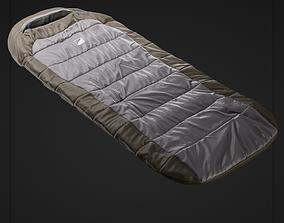 3D model Sleeping Bag