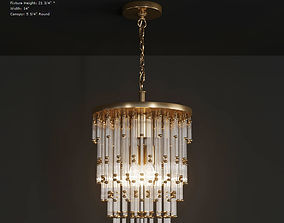 Circa Lighting Mia 14 small pendant 3D