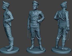3D print model German Tank Crew unit ww2 Stand2 GTC1