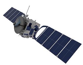 3D model VR / AR ready Satellite