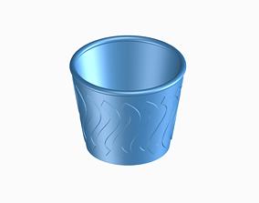 3D print model Stylish Flower Pot