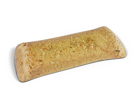 3D asset Pastry Roll