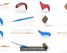 3D Yondu Udonta stuff
