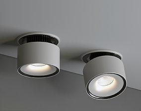 FORSTLIGHT ROTER MC RECESSED LAMP furniture 3D model