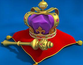 3D model Royal Vestments