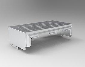 3D model tenda sheetmetal
