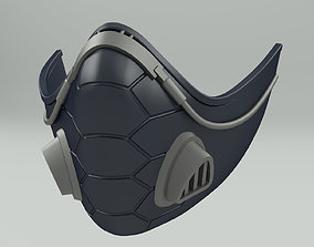 Viper Gas mask Valorant 3D printable model