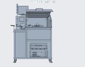 LED beam splitter 3D printable model