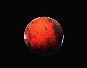 Planet 3D asset