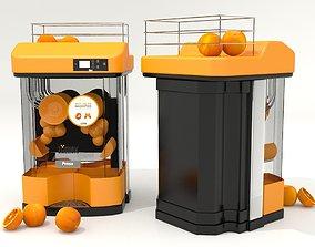 3D model Professionnal Juicer Machine