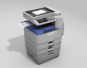 3D asset Photocopy Machine