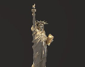 3D printable model The Statue of Liberty 060