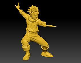 3D printable model Naruto Uzumaki