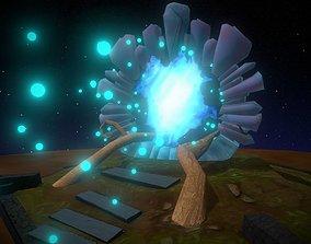 Portal Asset animated