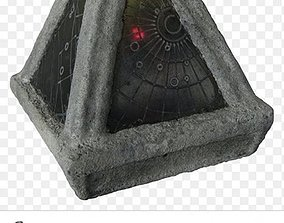 3D printable model art Sith Wayfinder
