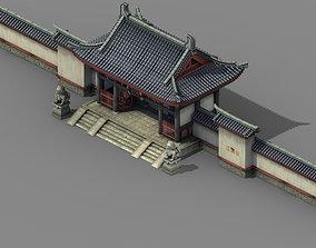 3D Tang Chang an City - Police Yamen 11