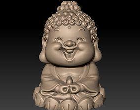 baby buddha 3D print model