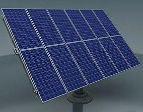 SOLAR set 1 3D asset