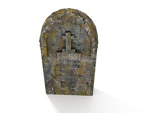 3D model Tombstone 7