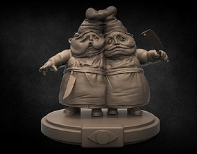 Little nightmares - Chefs 3D printable model