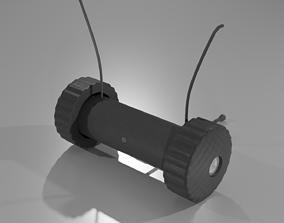 3D Recon Scout Robot - Drone