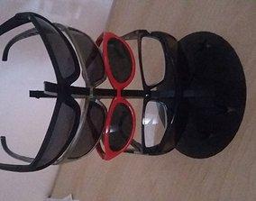 sunglasses 3D print model Sunglasses holder