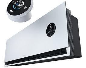 3D LG SIGNATURE air conditioning