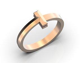 3D printable model T 1 ring
