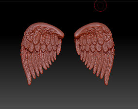 3D model wings other