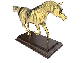 3D print model Horse statue