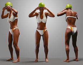 3D SwimmingpoolgirlBCasualB