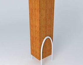 3D wardrobe cupboard