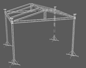 3D model Prolyte MPT 12x10 roof system