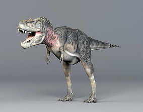 dinosaur wildlife 3D model