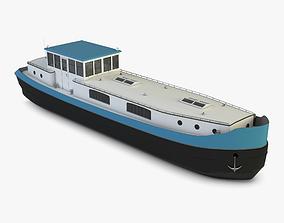 River Boat 3D