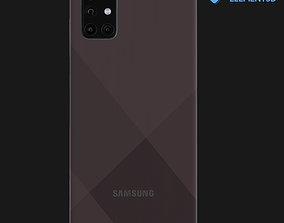 E3D - Samsung Galaxy A71 Prism Crush Pink