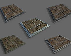 Trap Pitfall Texture Pack 3D