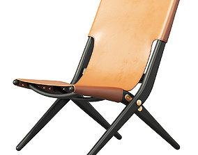 3D model Lounge chai 116