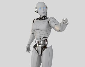Animated Robot 3D Models | CGTrader