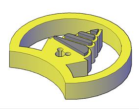 Whip Ears 3D printable model