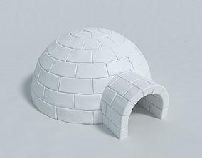 3D model Igloo V2