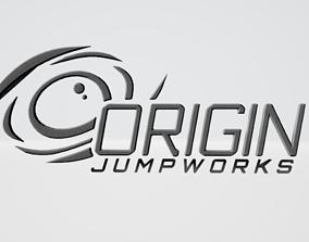 3D Origin Jumpworks Logo