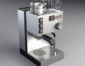 Rancilio Original Espresso Machine 3D
