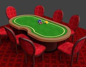 3D Poker instruments